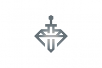 Diamond Sword Logo