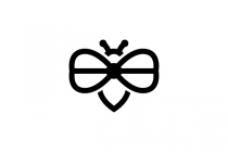 Gentleman Bee Logo