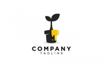 Plant And Honey Logo