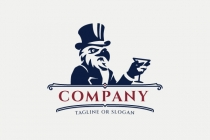 Gentleman Eagle Logo