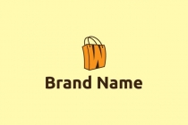 W Shopping Bag Logo