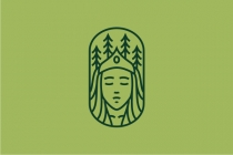 Queen Of Forest Logo