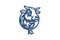 Dairy Cow Logo