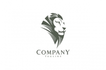 Proud Lion Logo