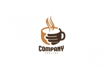 Coffee Hand Logo