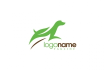 Eco Dog Logo