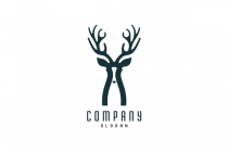 Wine Deer Logo