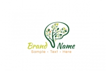 Natural Brain Logo