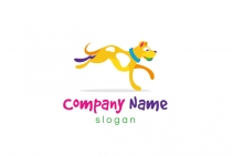 Playful Dog Logo