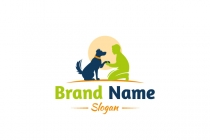 Best Friend Dog Logo
