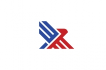 Patriotic Eagle Logo