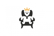 Bear King Logo