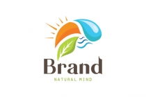 Natural Mind Logo
