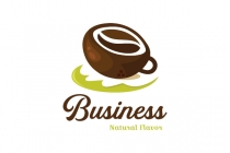 Coconut Coffee Logo