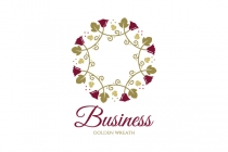 Golden Wreath Logo