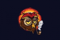 Owl Smoke Pipe Logo