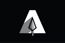 A Arrow Logo