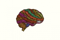 Brain Art Logo