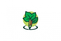 Drawing Nature Logo