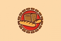 Bakery Bread Logo
