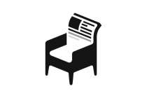 Chair Newspaper Logo