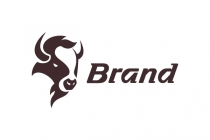 Sporty Bison Logo