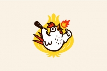 Chubby Chicken Logo