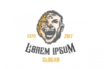 Tiger Man Logo
