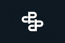 Stylish Pd Logo