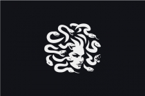 Medusa Of Gorgon Logo