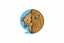 Bear Tree Chat Logo