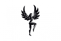 Winged Woman Logo