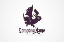 Baby Dragon Logo