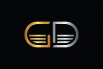 Gd Dg Monogram Logo