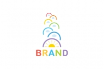 Colorful Rainbow Logo