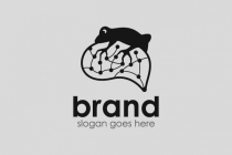 Frog And Brain Logo