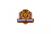 Lion Barber Logo