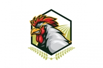 Fierce Rooster Logo