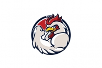 Chicken Muscle Logo