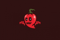 Ghost Pepper Logo