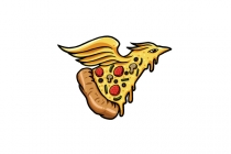 Pizza Wings Logo