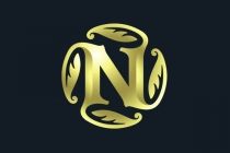 N Leaves Logo