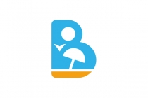 B And Beach Logo