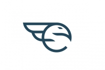C And Bird Logo