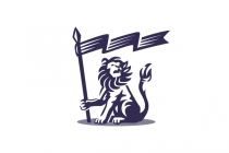 Lion Freedom Logo