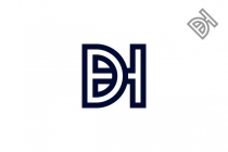 DH or DT Logo