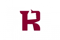 R Thumb Up Logo