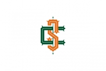 SC or CS Monogram...