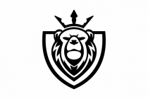 King Bear Logo