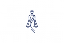 Lady Justice Logo